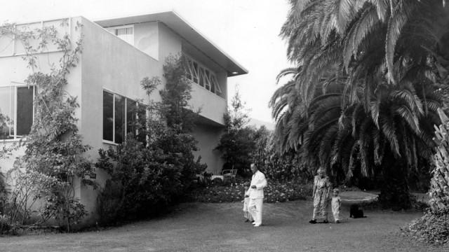 Thomas Manns Villa in Kalifornien