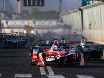 Formula E Grand Prix Of Marrakech