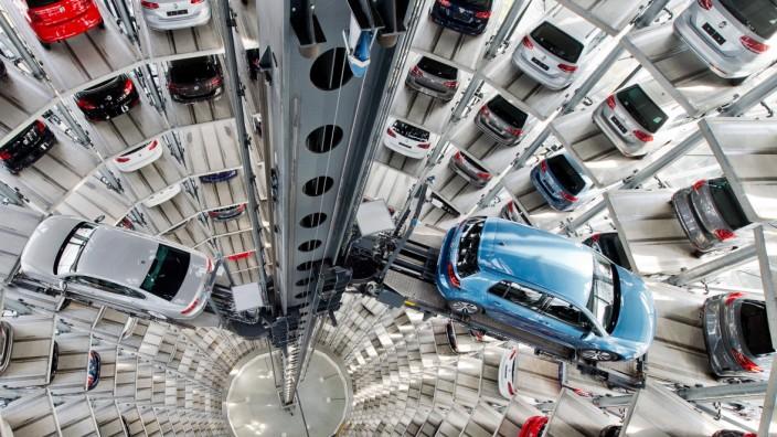 Porsche SE - Jahreszahlen