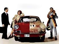1960s UK Porsche Magazine Advert