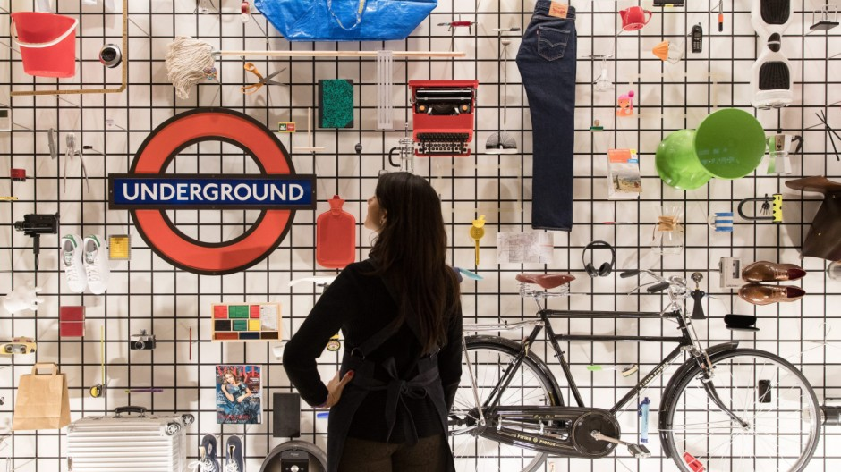 Design Museum opens in new home in Kensington