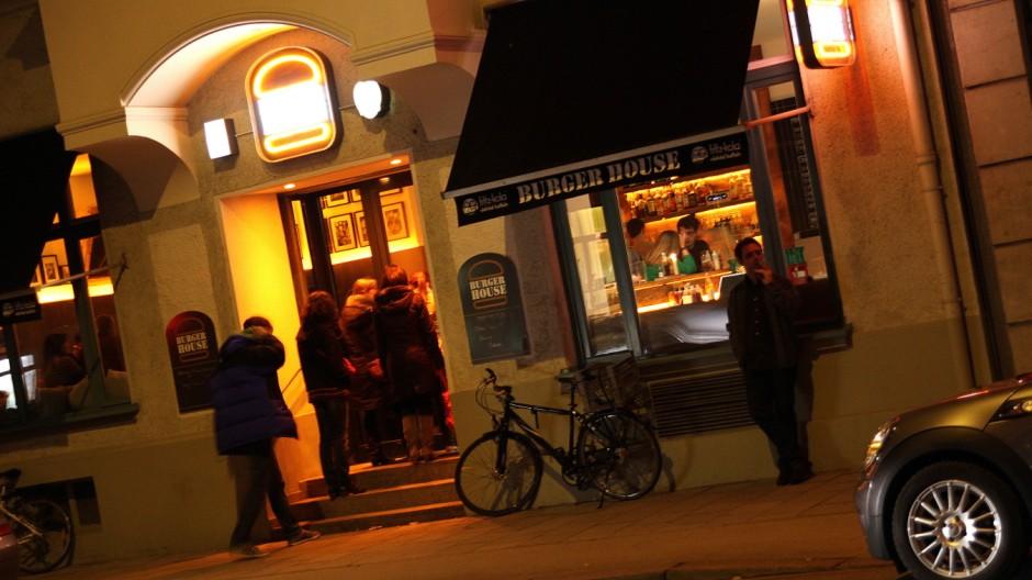 """Burger House"" in München, 2012"