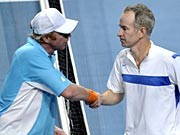 Boris Becker John McEnroe