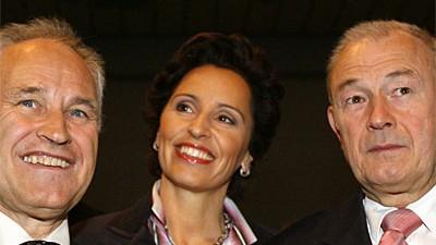 Kleine Parteitage von CSU und SPD