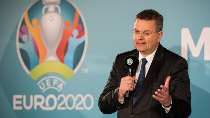 UEFA Euro 2020 - Logo Presentation Germany