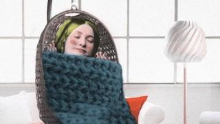 Gemütlichkeit Cocooning- und Do-it-yourself-Trend
