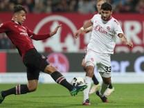 1. FC Nürnberg - Würzburger Kickers