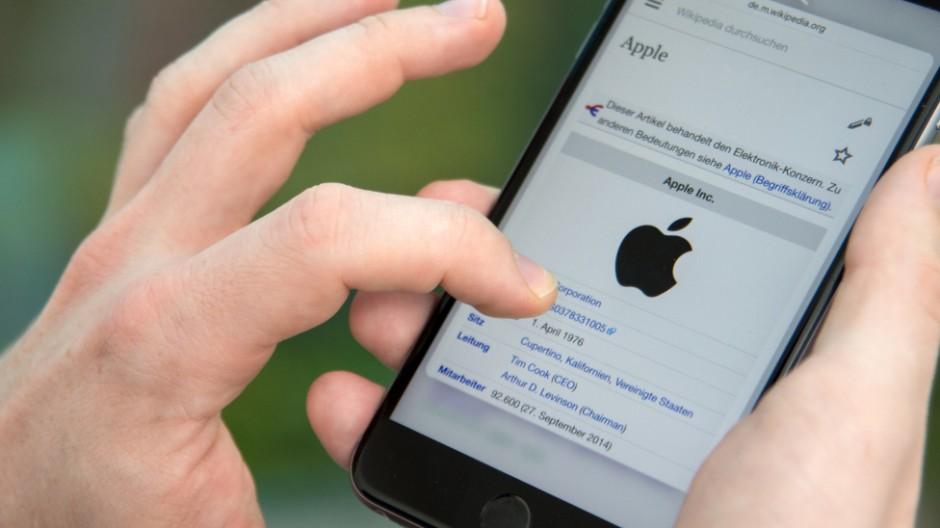 Akkuprobleme beim iPhone 6S - So läuft der Austausch