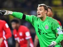 Borussia Dortmund v Bayern Muenchen - Bundesliga