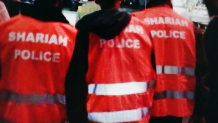Prozess um 'Scharia-Polizei'