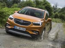 Der neue Opel Mokka X.