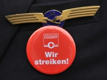 Gewerkschaft ruft zu neuem Pilotenstreik bei Lufthansa auf