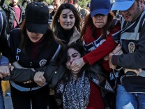 Verhaftungen in der Türkei
