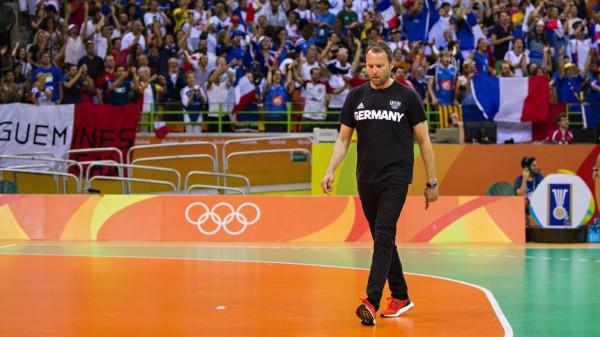 Rio de Janeiro 19 08 2016 Olympia SIGURDSSON Dagur Frankreich Deutschland mm