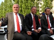 23.05.2010,  Fussball 1.Liga: FC Bayern München Autokorso in München