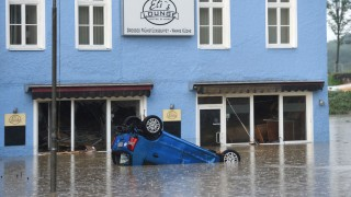 Hochwasser in Bayern