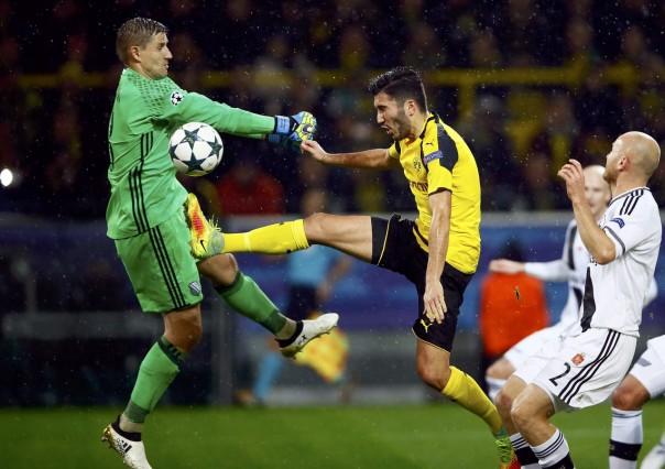 Borussia Dortmund v Legia Warszawa - Champions League