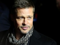 File photo of actor Brad Pitt arriving at the premiere of the film 'Allied' in Madrid