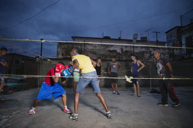 Boxing Cuba_Hirmer Verlag