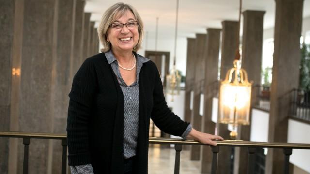 Christine Füssl-Gutmann im Deutschen Museum
