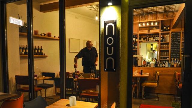 Restaurant Noun Ein Saugemütlicher Laden München Süddeutschede