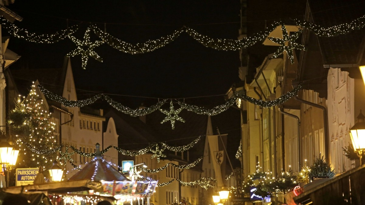 Standgebühr Weihnachtsmarkt Stuttgart.Landkreis Alle Christkindlmarkt Termine Im überblick Bad Tölz