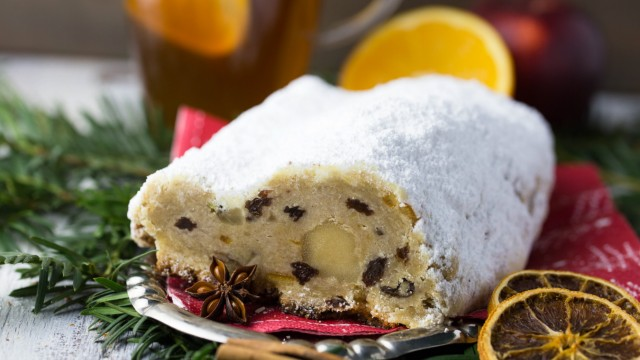 Veganer Advent - Stollen