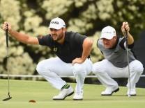 ISPS Handa World Cup of Golf - Day 1