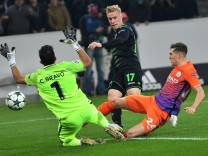 GER, Borussia Mönchengladbach (GER) vs. Manchester City (ENG)