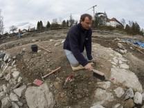 Ausgrabung Kloster Schlehdorf