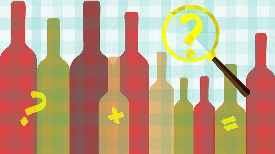 Wie viel Wein muss getrunken werden?