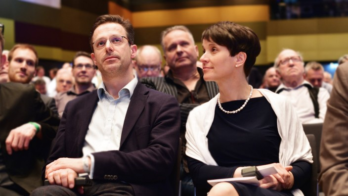 AfD Holds Federal Congress