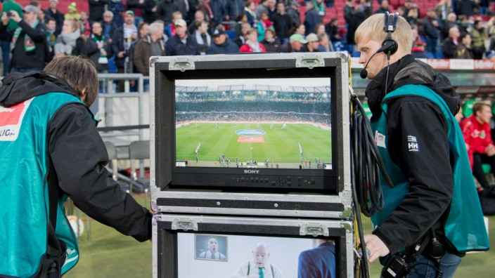 Fernsehgelder für Bundesliga