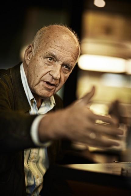 Goetz Werner, Gruender und Aufsichtsratsmitglied des Unternehmens dm-drogerie markt