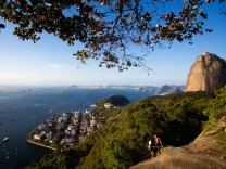 Daily Life in Rio One Month before the Olympic Games