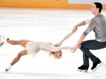 ISU Figure Skating Grand Prix in Paris