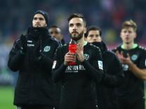 Fortuna Duesseldorf v Hannover 96 - Second Bundesliga