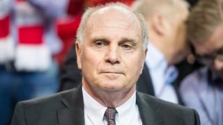 Fc Bayern Hoeneß Spricht über Julian Draxler Sport Süddeutschede