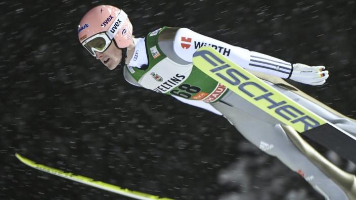 Ski Jumping World Cup in Ruka