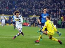 Borussia Mönchengladbach TSG 1899 Hoffenheim 26 11 2016 Fabian Johnson BMG vergibt eine Riesenc