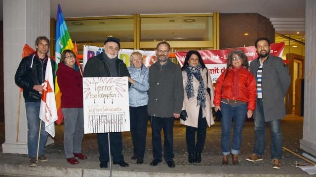 Türkei-Demo