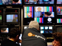 Peking 2008 - Regieraum von ARD und ZDF