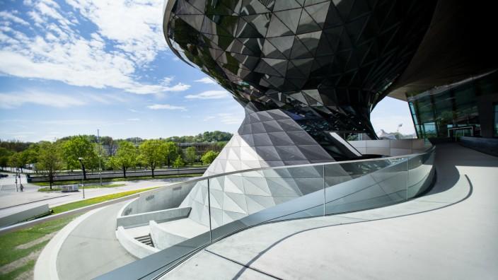 Mitarbeiter BMW-Welt München