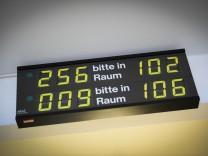 Flüchtlingshilfe im Amt für Wohnen und Migration in München, 2014