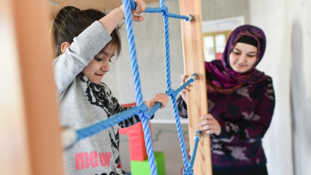 Muslimischer Kindergarten