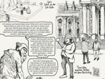 """Deutsche Ausgabe von """"Charlie Hebdo"""""""