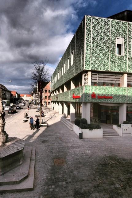 Sparkasse in Fürstenfeldbruck, 2011
