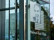 Einweihung Helmut-Karl-Platz, Garching
