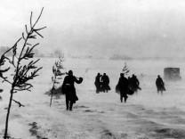 Zweiter Weltkrieg, Ostfront: Deutscher Rückzug vor Moskau, 1941