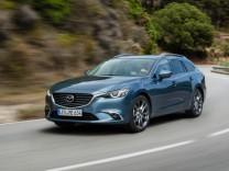 Der neue Mazda 6 Kombi